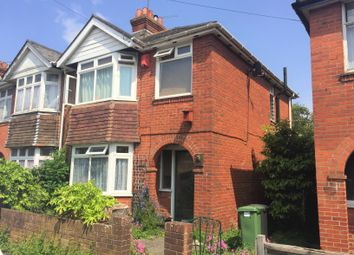 Thumbnail 3 bed semi-detached house to rent in Cranbury Road, Eastleigh