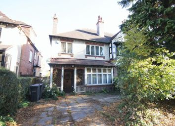 Thumbnail 4 bed semi-detached house for sale in Wake Green Road, Moseley, Birmingham