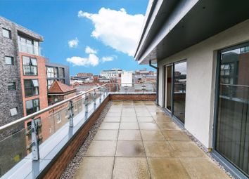 Thumbnail 2 bed flat to rent in Penthouse Apartment - Spectrum Building, Duke Street, Liverpool, Merseyside