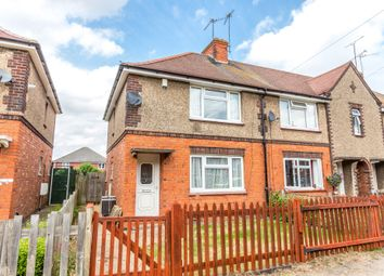 Thumbnail 3 bed terraced house to rent in Highfield Road, Rushden