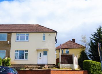 Thumbnail 2 bedroom semi-detached house for sale in Ramshead Drive, Leeds