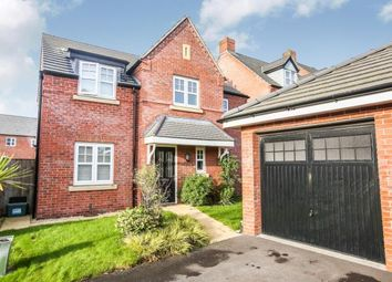 Thumbnail 4 bed detached house for sale in Starkey Close, Winnington, Northwich, Cheshire