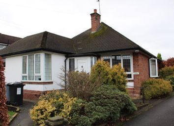 Thumbnail 2 bedroom detached bungalow to rent in Rope Lane, Wistaston, Crewe