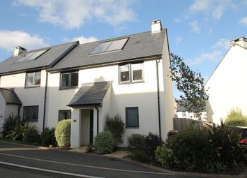 Thumbnail 3 bed semi-detached house for sale in Higher Moor, Avonwick, South Brent