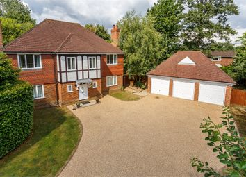 Thumbnail 5 bed detached house to rent in Woodcote Place, Ascot, Berkshire