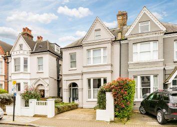 Wellesley Road, London W4. 5 bed terraced house