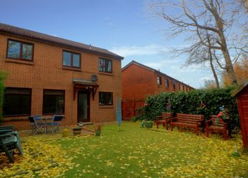 Thumbnail 3 bedroom semi-detached house for sale in Whinfell Drive, East Kilbride, Glasgow
