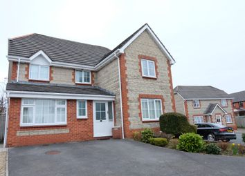 Thumbnail 4 bed detached house to rent in Masefield Way, Sketty, Swansea