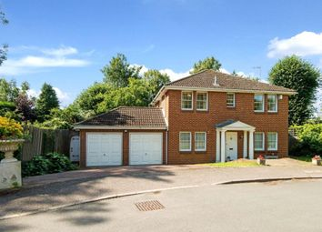Thumbnail 4 bed detached house for sale in Rawlins Close, Finchley, London