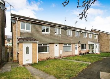 Thumbnail 3 bed terraced house for sale in Oxford Avenue, Cramlington