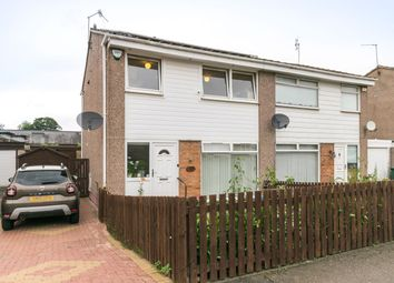Thumbnail 3 bed semi-detached house for sale in The Spinney, Gilmerton, Edinburgh