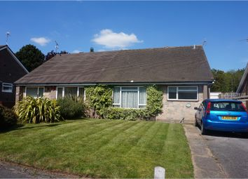 Thumbnail 2 bed bungalow for sale in Mereside Way, Solihull