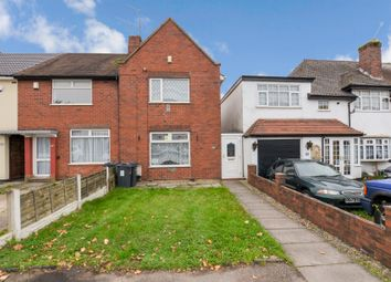 Thumbnail 2 bed end terrace house for sale in Beeches Road, Great Barr, Birmingham