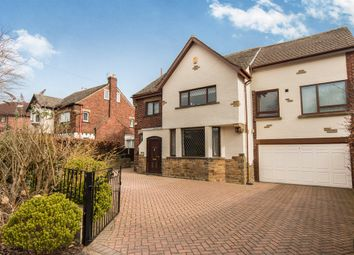 Thumbnail 6 bed detached house for sale in Woodhall Park Avenue, Stanningley, Pudsey