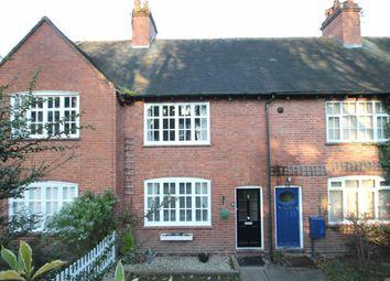 Thumbnail 2 bed terraced house for sale in Moor Pool Avenue, Harborne, Birmingham