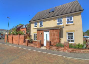 Thumbnail 3 bed detached house for sale in Breconshire Gardens, Nottingham