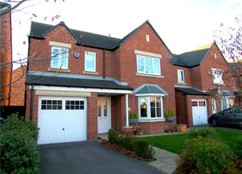 Thumbnail 4 bedroom detached house for sale in Spring Gardens, Wessington, Alfreton