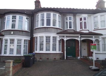 Thumbnail 3 bed terraced house to rent in The Rise, Palmers Green