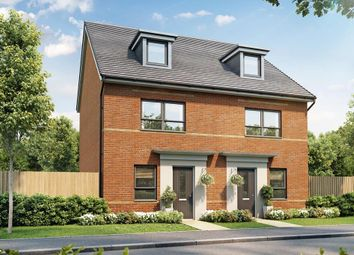 "Thumbnail 4 bed end terrace house for sale in ""Kingsville"" at Highfield Lane, Rotherham"