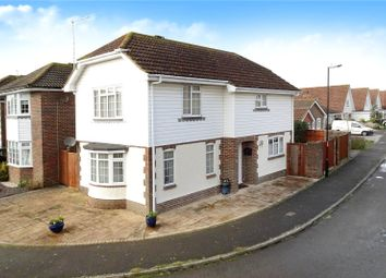 3 bed detached house for sale in The Dell, Angmering, West Sussex BN16