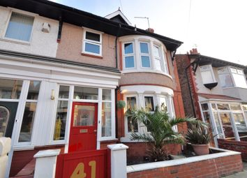 Thumbnail 4 bed semi-detached house for sale in Queensway, Wallasey