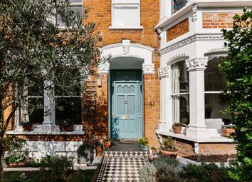 Thumbnail 5 bed terraced house for sale in Nelson Road, Crouch End, London