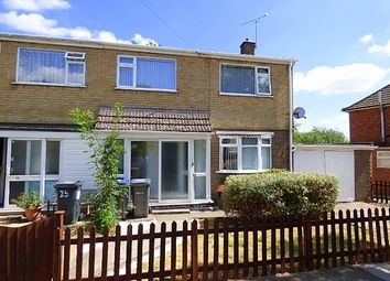 Thumbnail 3 bed end terrace house for sale in Whitland Close, Rednal