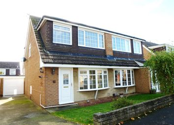 Thumbnail 3 bed semi-detached house to rent in Barrhead Close, Stockton-On-Tees