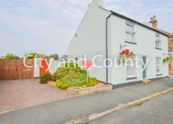 Thumbnail 4 bed detached house for sale in North Street, Crowland, Peterborough