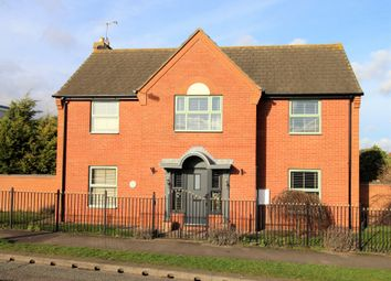 Thumbnail 4 bed detached house for sale in Station Road, Surfleet, Spalding, Lincolnshire