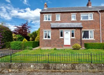 Thumbnail 3 bed semi-detached house for sale in The Acre, Newton Arlosh, Wigton