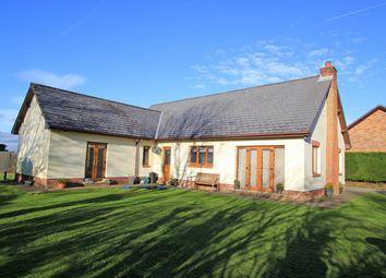 Thumbnail 3 bed detached bungalow for sale in School Lane, Llangain, Carmarthen, Carmarthenshire