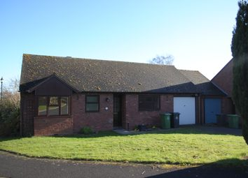 Thumbnail 2 bed detached bungalow to rent in Chantrey Court, Hodnet, Market Drayton