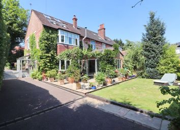 Thumbnail 4 bed semi-detached house for sale in Worsley Road, Worsley, Manchester