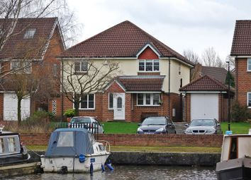 Thumbnail 4 bed detached house for sale in Yeoford Drive, Altrincham