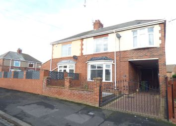 Thumbnail Semi-detached house for sale in Coquet Avenue, Blyth