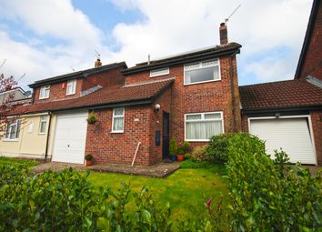 Thumbnail 3 bed link-detached house for sale in Lancelot Crescent, Thornhill, Cardiff