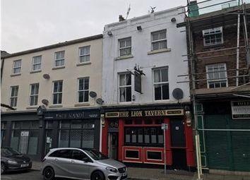 Thumbnail Retail premises for sale in 68 Market Street, Birkenhead, Merseyside