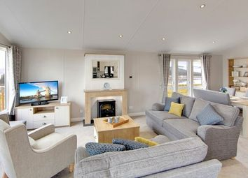Thumbnail 3 bed lodge for sale in Boswinger, Gorran Haven