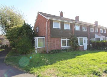 Thumbnail 3 bed end terrace house for sale in Wrington Close, Little Stoke, Bristol