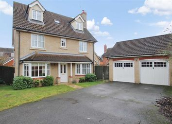 Thumbnail 5 bed detached house for sale in Jeavons Lane, Grange Farm, Kesgrave, Ipswich