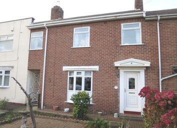 Thumbnail 4 bed terraced house for sale in Craster Avenue, South Shields