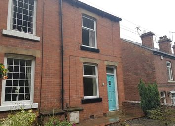 Thumbnail 3 bed end terrace house to rent in White Lane, Chapeltown, Sheffield