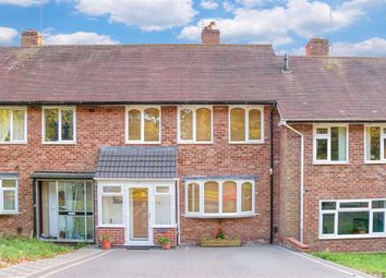 Thumbnail Terraced house for sale in Mill Farm Road, Harborne, Birmingham