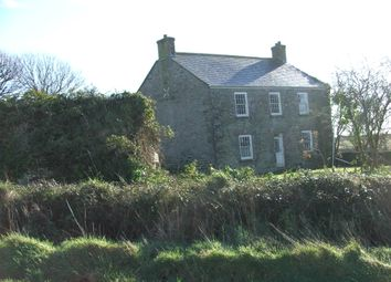 Thumbnail 5 bed country house for sale in Sithney, Helston