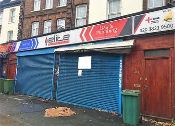 Thumbnail Retail premises to let in Plashet Road, London