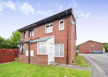Thumbnail 1 bed terraced house to rent in Kelly Close, Shepperton