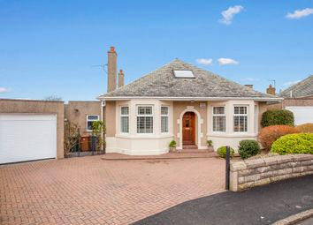 Thumbnail 4 bed detached bungalow for sale in 7 Milton Crescent, Edinburgh