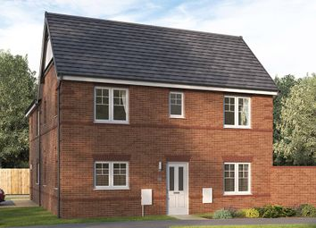 "Thumbnail 3 bed semi-detached house for sale in ""The Seabridge Semi"" at William Nadin Way, Swadlincote"