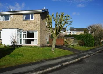 Thumbnail 2 bed semi-detached house for sale in Buttermere Drive, Dronfield Woodhouse, Dronfield, Derbyshire